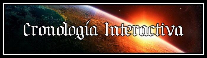 Cronología Interactiva Warhammer 40k wikihammer línea temporal