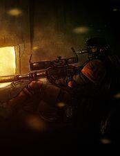 Explorador francotirador marines espaciales wikihammer 40k