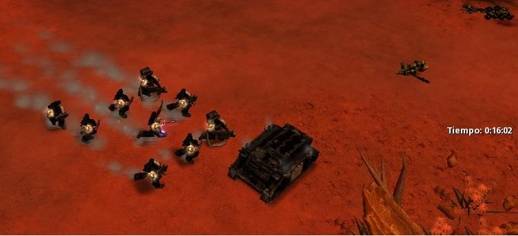 42 Los Templarios abanandonan la campaña y embarcan para volver a su base.