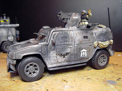 Hummer Imperial