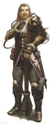 Jonquin Saul Warhammer 40k Wikihammer