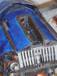 Titan Reaver 7 2 Detalle seccion posterior