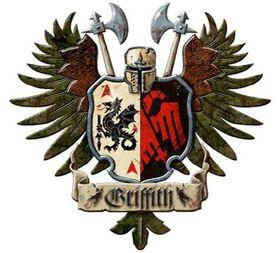 Caballeros emblema griffith