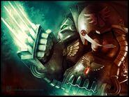 Exterminador Cuchillas relámpago claudio ángeles sangrientos