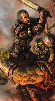 Gi Stormtrooper vs Ork