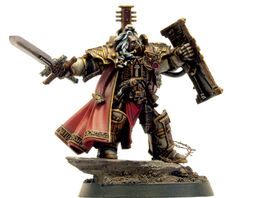 Lord Inquisidor Hector Rex Ordo Malleus Vraks