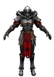 Sororita armadura de combate