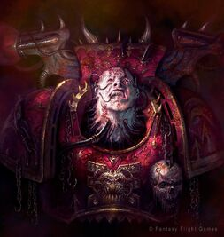Berserker Khorne Caos Marine Warhammer 40k Wikihammer