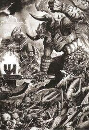 Khorne Demons