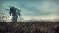 Mechanicus titan warlord solitario