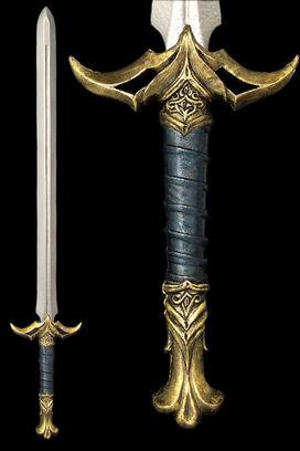 Anaris espada eldar