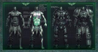 Anatomia de un Astarte