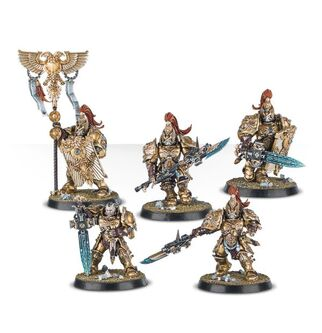 Escuadra Legio Custodes Burning of Prospero miniaturas
