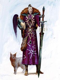 Hechicero Eldar Gyrinx Wikihammer