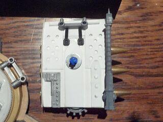 Lanzador de Misiles wikihammer 40K 8