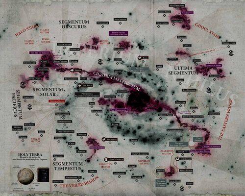 Galaxia 999.M41 8ª Edición ilustración