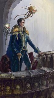 Imperio gobernador planetario administratum