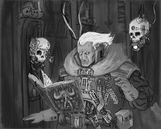 Inquisidor del ordo malleus wikihammer