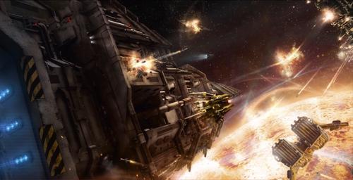 Batalla de Phall (espacial)