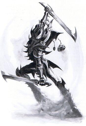 Eldar oscuro Drazhar (2)