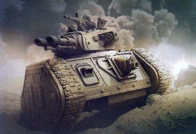 Gi tanque leman russ annihilator