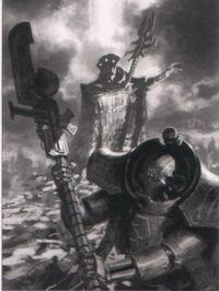 Nemesor Zahndrekh Vargard Obyrion Necrones Wikihammer