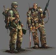 Soldados cadianos