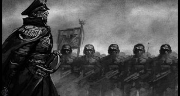 Comisario Guardia Imperial Warhammer 40k Wikihammer