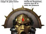 Máscara Mortuoria de Sanguinius