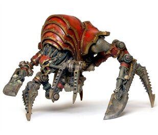 Masacrador Sangriento Khorne Ingenio Demoníaco FW miniatura