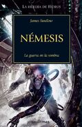 Portada Némesis Herejía de Horus