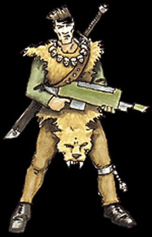 Ranger de Asgard Guardia Imperial
