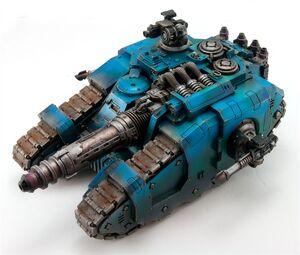 Tanque de Batalla Sicaran Venator Legión Alfa