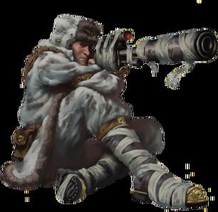 Valhalla francotirador guardia imperial