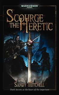 Novela Scourge the Heretic