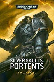 Novela Silver Skulls Portents