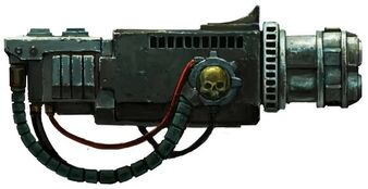 Arma cañón psíquico
