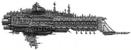 Crucero Clase Tirano Flota Imperial Wikihammer