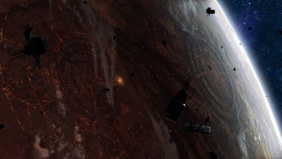 Planeta Graia Orbita
