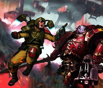 Gi tropas desembarco elysianas vs marine caos