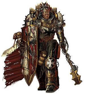 Mariscal Veterano Templarios Negros