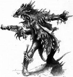 Piel Rata Necromunda Warhammer 40k Wikihammer