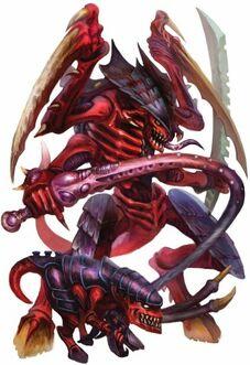 Tiranido guerrero tirano Prime color