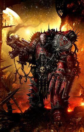 Caos señor del caos portadores de la palabra