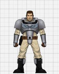 Explorador caballero estelar wikihammer