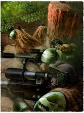 Salamanders' Scouts