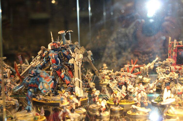 Warhammer World Nottingham Wikihammer tau