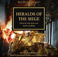 Audio Heralds Of The Siege