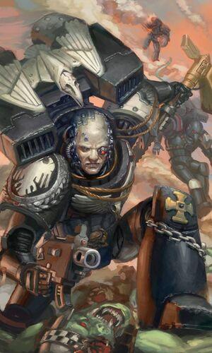 Capitán Sombrío Korvydae vs Orkos