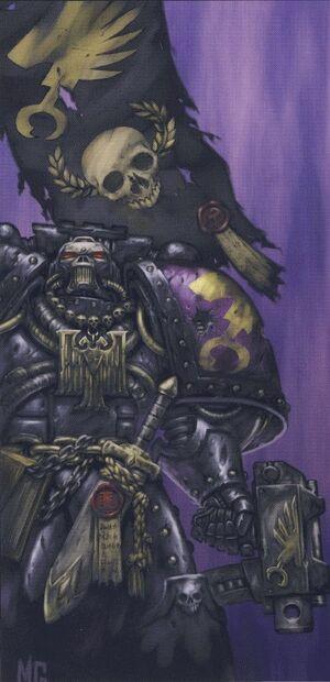 Charmosian Capellán Hijos del Emperador